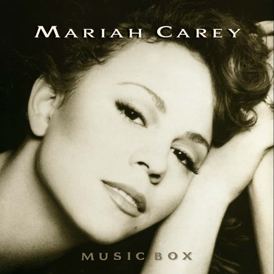 Mariah Carey's Musicbox Album Cover