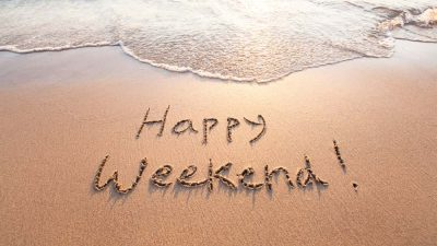 Happy Weekend!