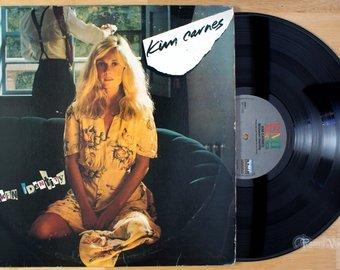 Kim Carnes Mistaken Identity Vinyl & Cover Art