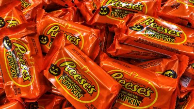 Reese's candy bars