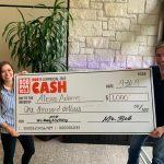 Alexa Adams $1,000 Winner: Alexa Adams $1,000 Winner BOB
