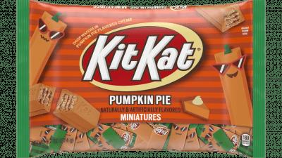 Pumpkin Pie Kit Kat