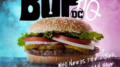 Burger King's New Promotion Involves Your Ex and a Free Whopper