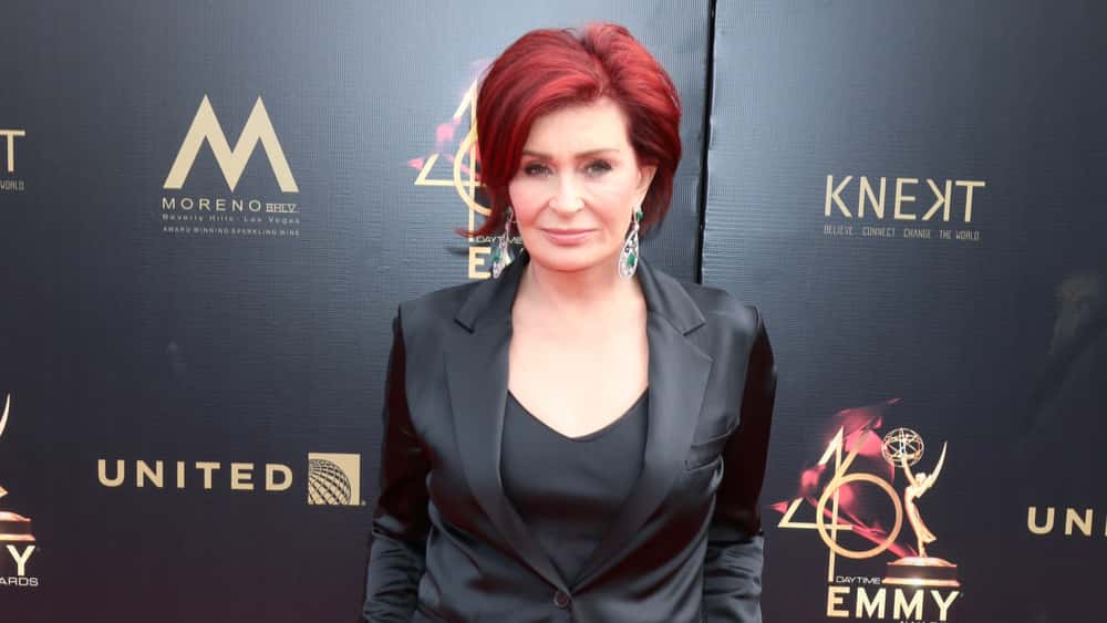 Sharon Osbourne Reveals Dramatic White Hair Transformation