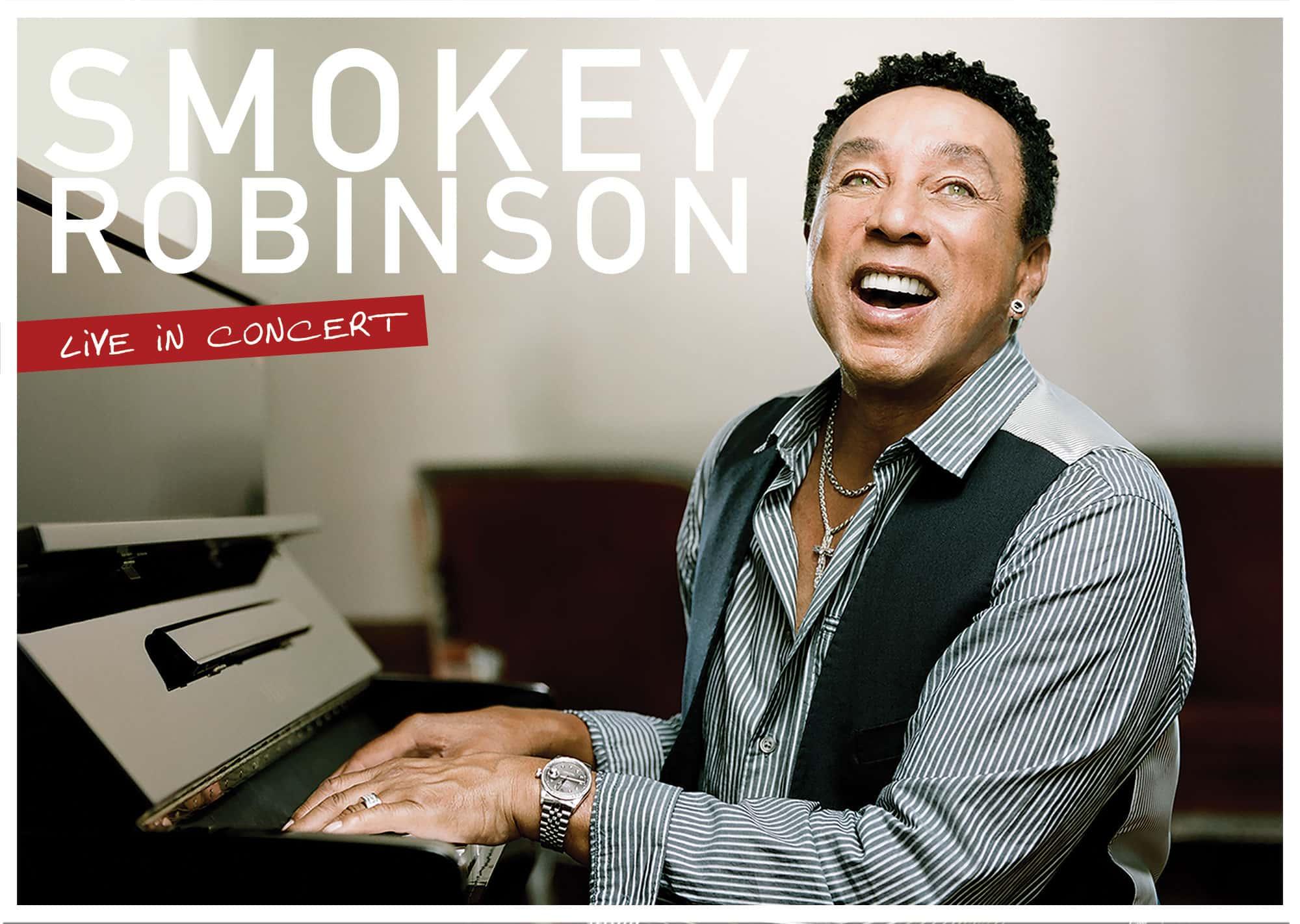 Smokey Robinson Live In Concert