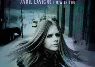 Avril Laveigne album cover
