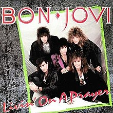 Bon Jovi Album Art
