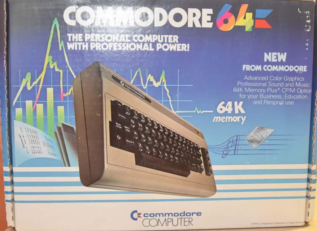 Commodore 64 - 1982
