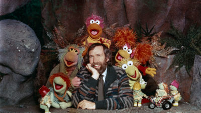Fraggle Rock introduced in 1983