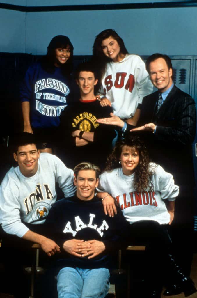 1993 - final season