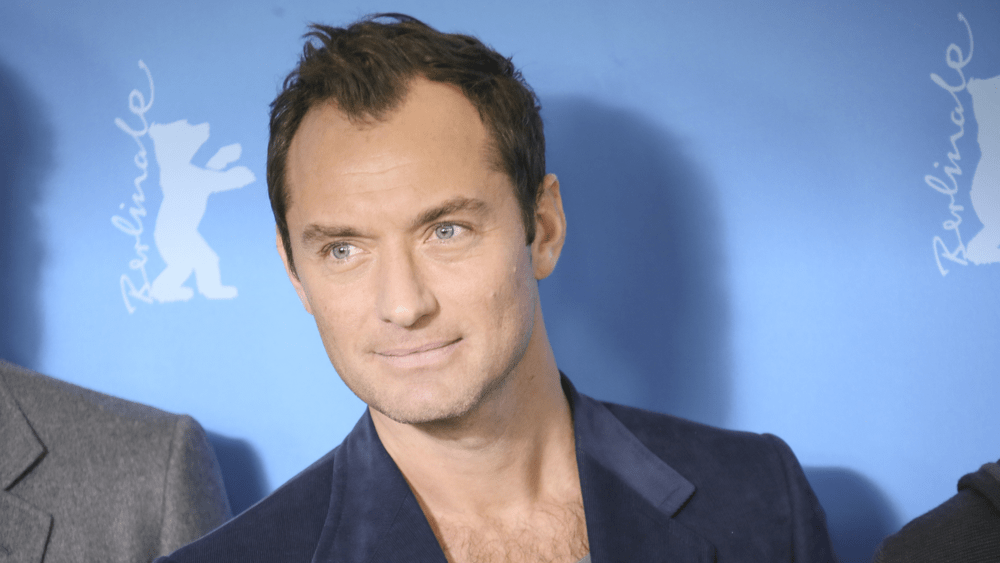 Jude Law Will Play Captain Hook In Disney's Live Action Film 'Peter Pan & Wendy'