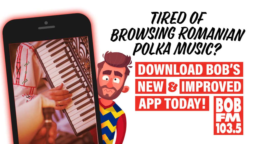 download BOB's New App Today