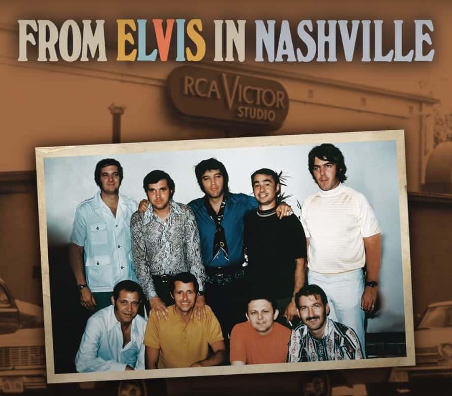 From Elvis in Nashville Cover