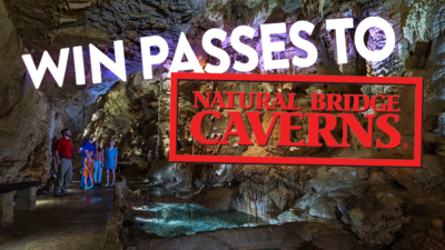 win passes to natural caverns