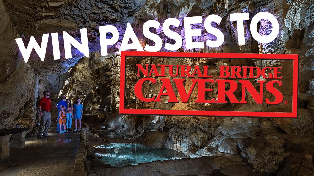 win passes to natural caverns
