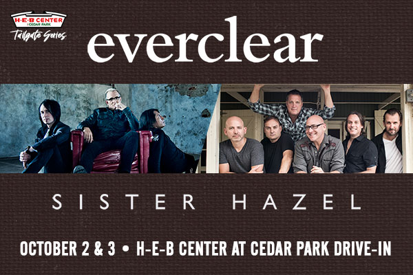 Everclear and Sister Hazel