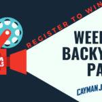 Win BOB's Backyard Party!
