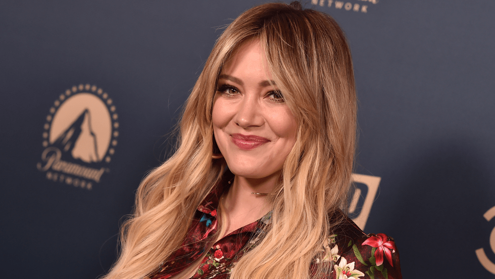 Hilary Duff Announces She Is Pregnant With Third Child