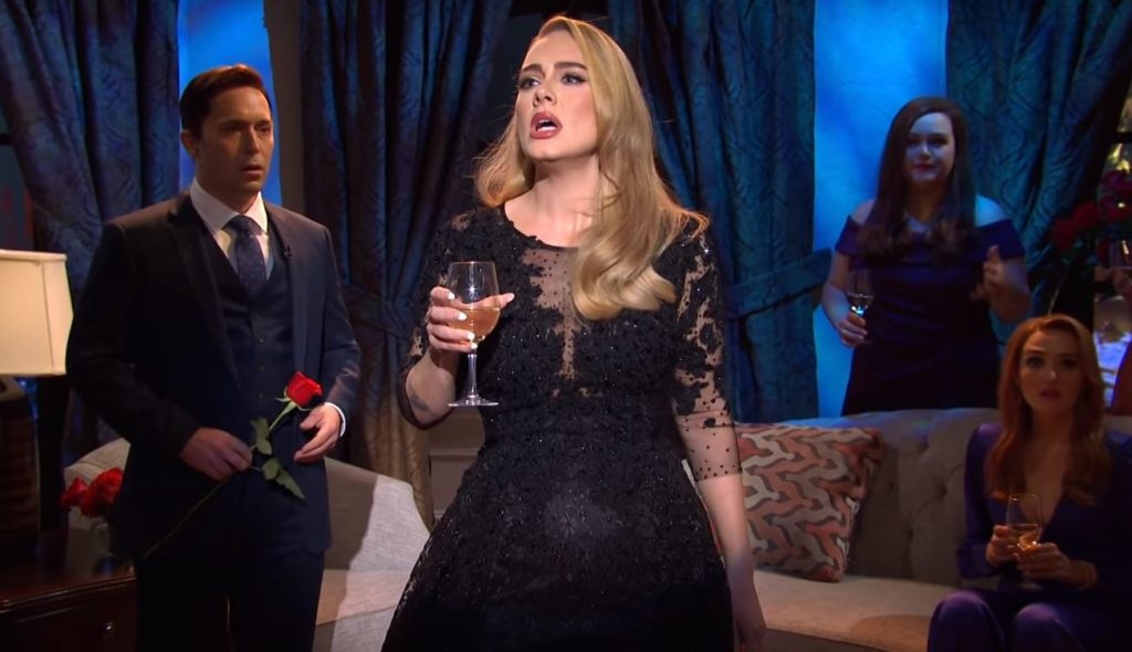 adele on saturday night live