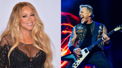 Mariah Carey and Metallica