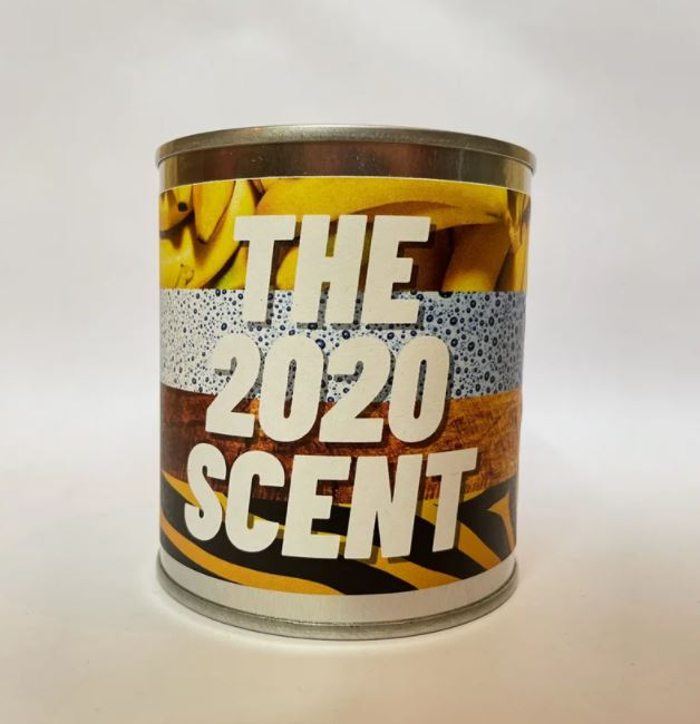 the 2020 scent candle