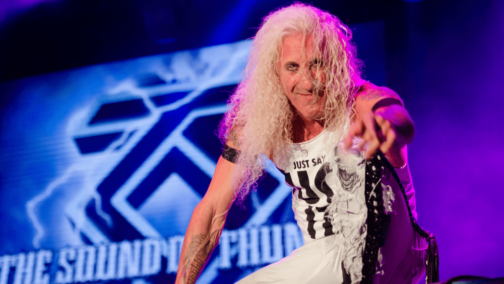 Dee Snider And Lzzy Hale Release Duet The Magic Of Christmas Day Kbpa Austin Tx