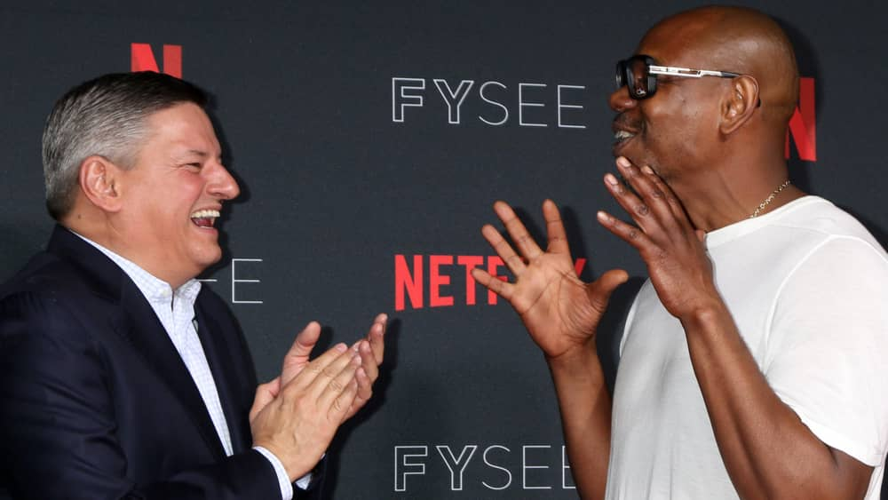 """Dave Chappelle addresses the ongoing controversy surrounding his Netflix special """"The Closer"""""""