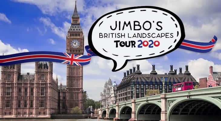 Jimbos British Landscape Tour