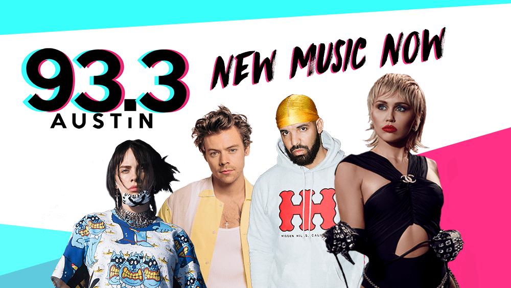 93.3 Austin- New Music Now