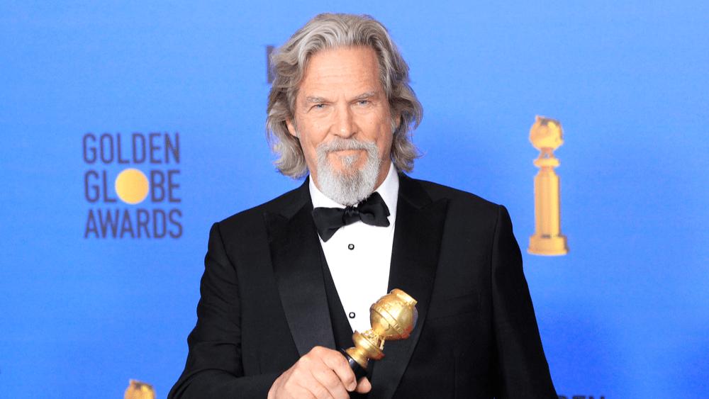 Actor Jeff Bridges Reveals He's Been Diagnosed With Lymphoma