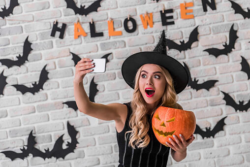 Phone Tap: Rolando's Halloween Party