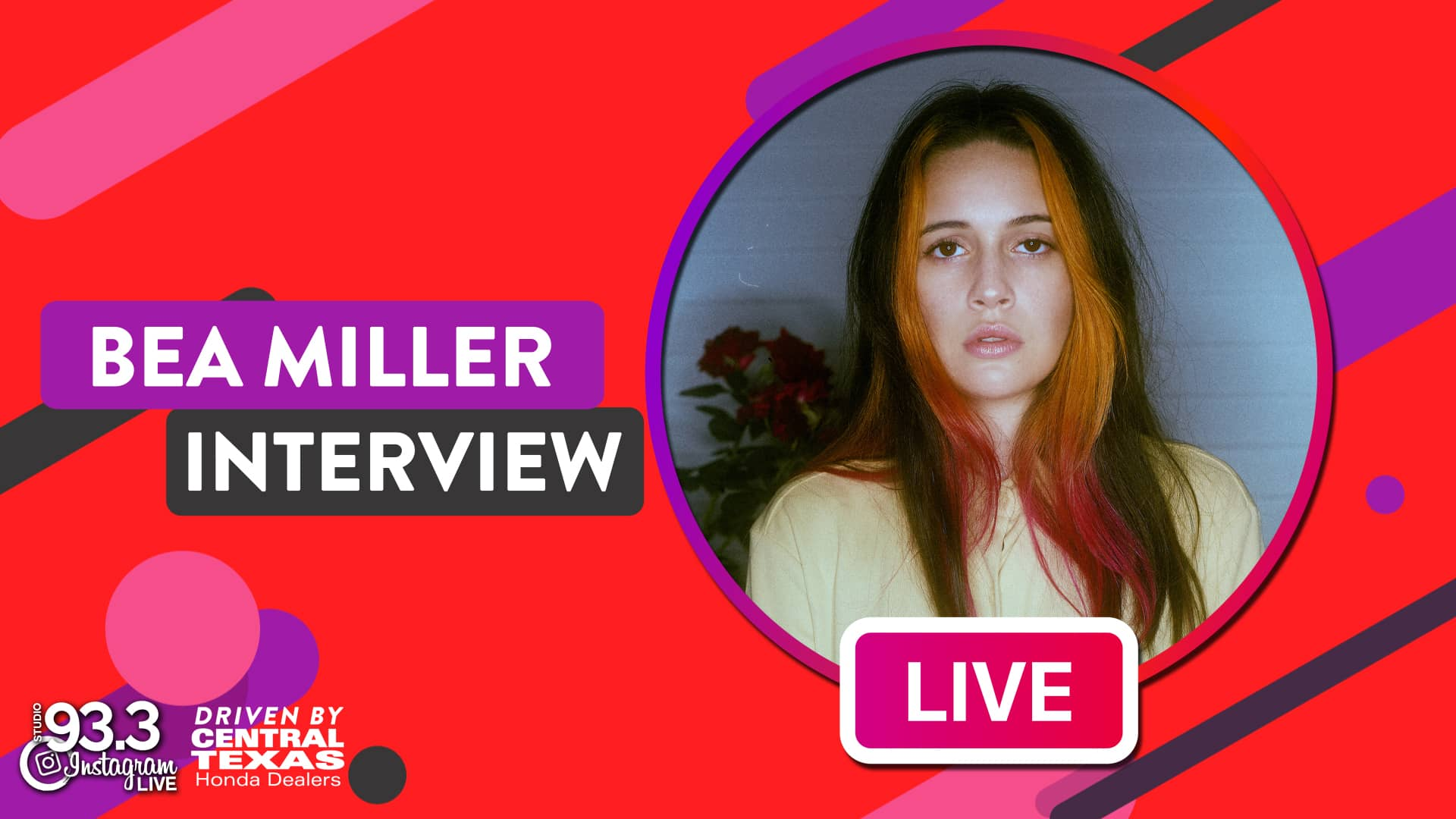 Lucy Live with Bea Miller