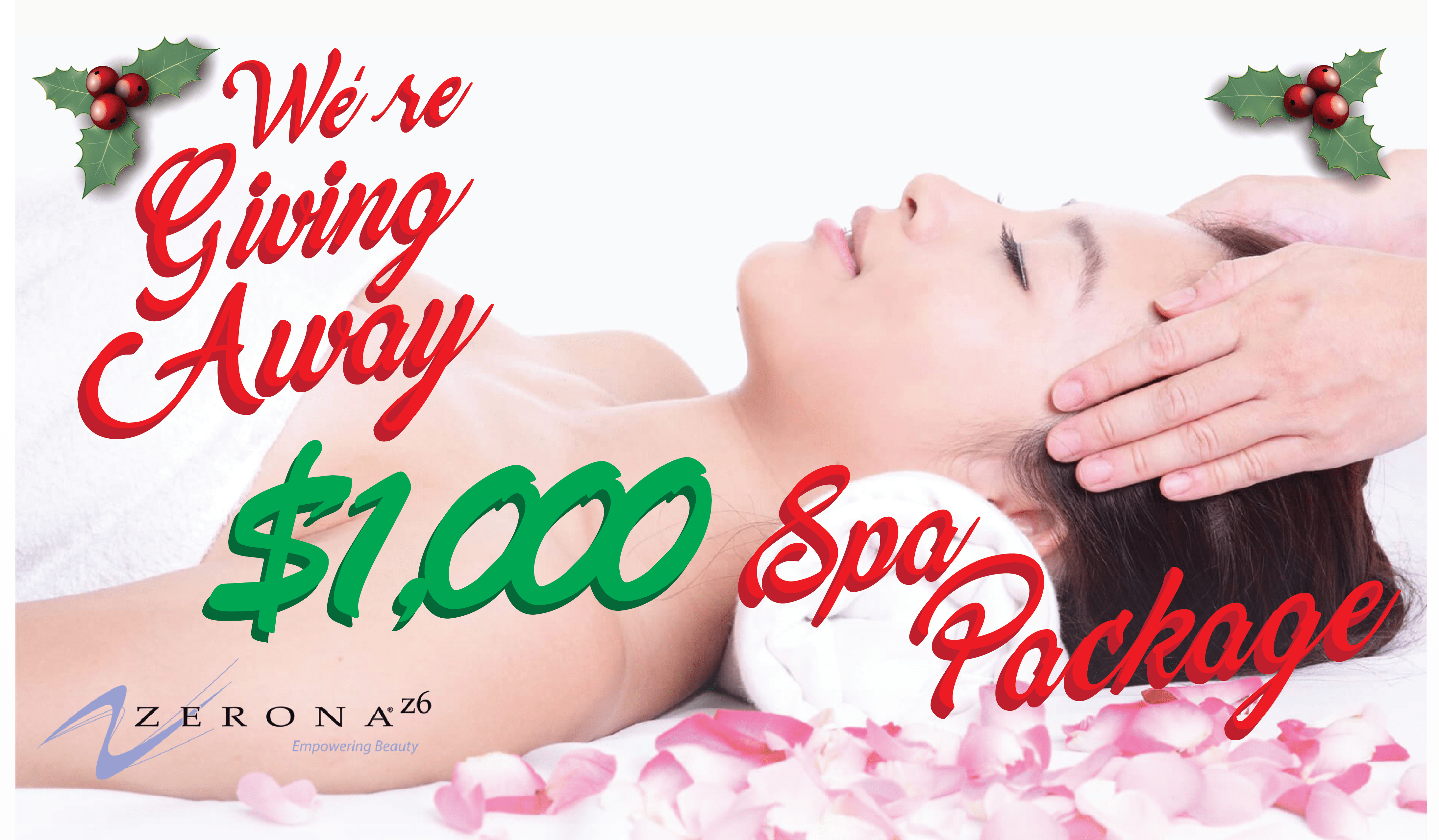 Westlake Lymphatic we're giving away $1,000 spa package
