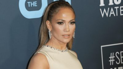 "Jennifer Lopez Debuts New Single ""In The Morning"""