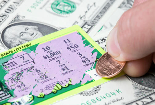 Am I The Jerk? – Lotto Winnings