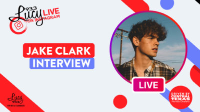 Jake Clark Interview on Lucy 933- Lucy Live