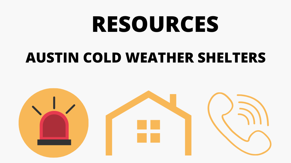 resources austin cold weather shelters