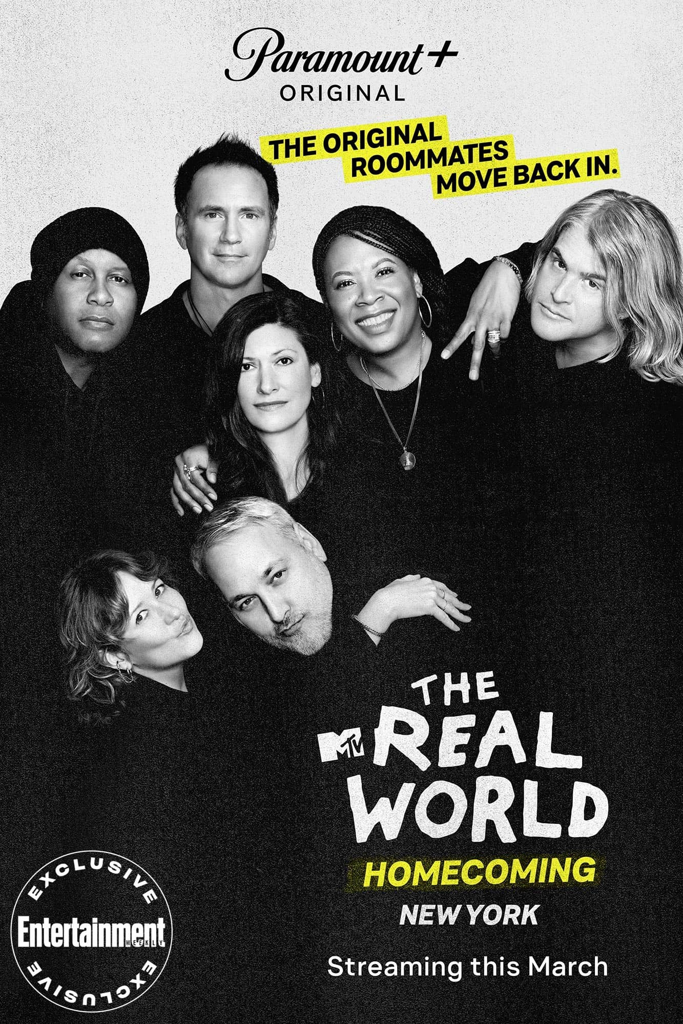 The Real World on Paramount +