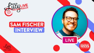 Instagram Live with Sam Fischer Interview