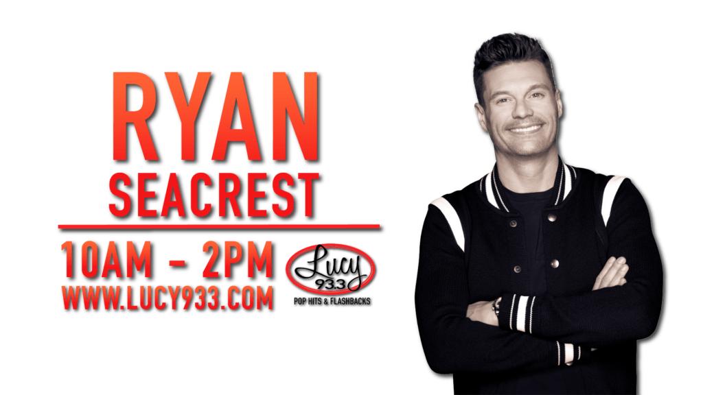 Ryan Seacrest 10am-2pm