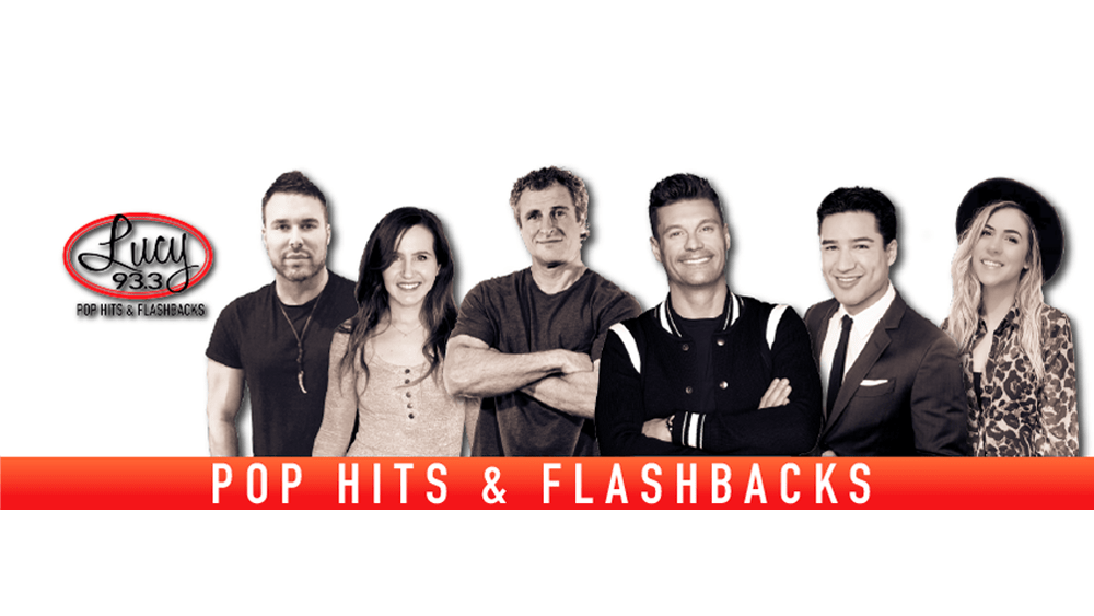 Lucy 933 Pop Hits and Flashbacks