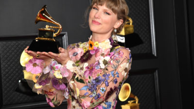 Taylor Swift Releases New Song and Tracklist for 'Fearless Taylor's Version'