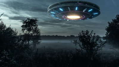 Are UFOs Real? Watch Leaked Video Captured by the US Navy
