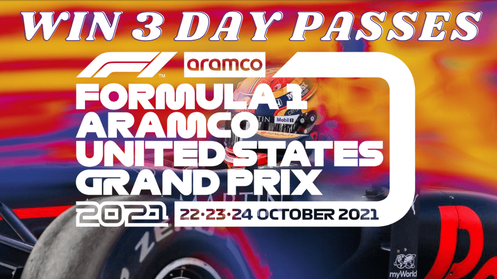 win Lucy's F1 Tickets!