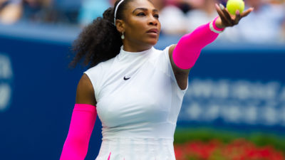 Women's Health Month: Empowering Moment with Serena Williams