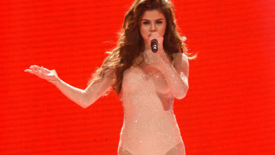 Women's Health Month: Empowering Moment with Selena Gomez