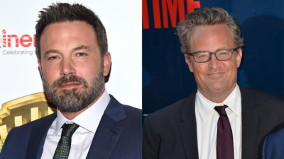 WATCH: Ben Affleck and Matthew Perry Get Called Out by Two Women on Raya App