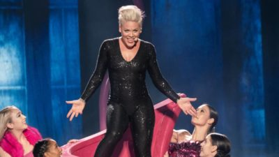 P!nk drops title track to her upcoming documentary and album 'All I Know So Far'