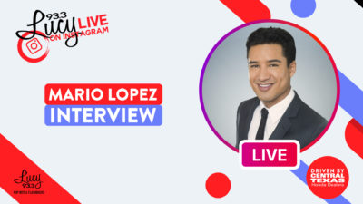 Mario Lopez Interview