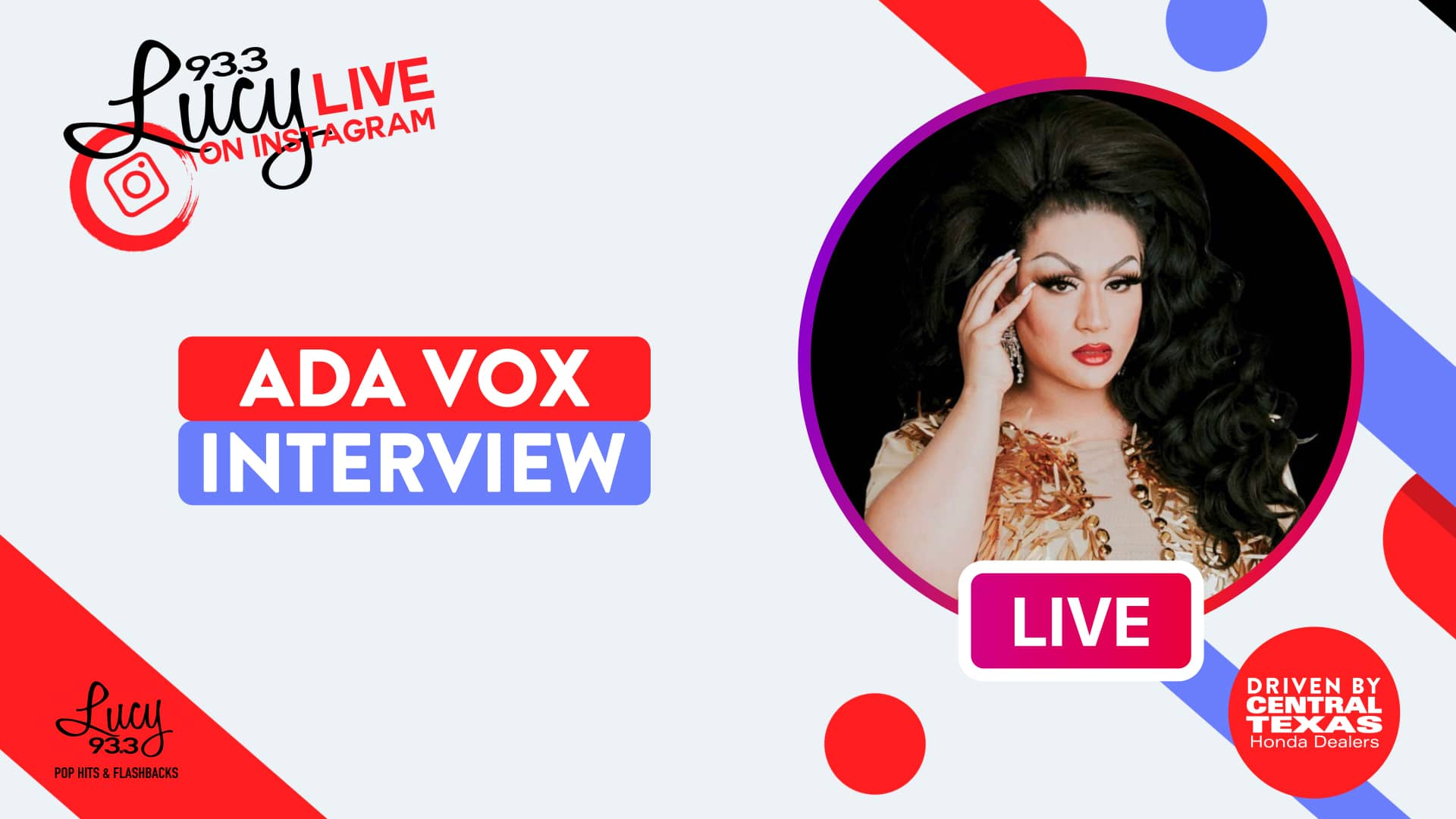 Lucy Live with Ada Vox